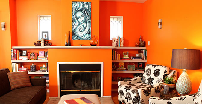 Interior Painting Services in Virginia Beach