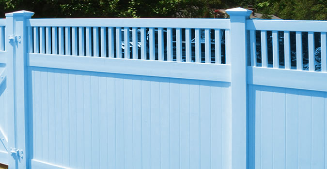 Painting on fences decks exterior painting in general Virginia Beach